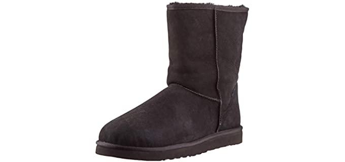 UGG Classic - Non-Slip Boot Slippers for Seniors