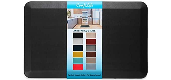 ComfiLife 3/4 Inch - Anti Fatigue Mat for the Elderly