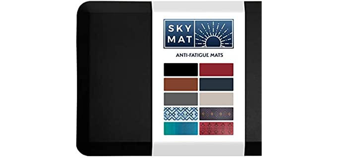 Sky Solutions Comfort - Anti Fatigue Mat for the Elderly